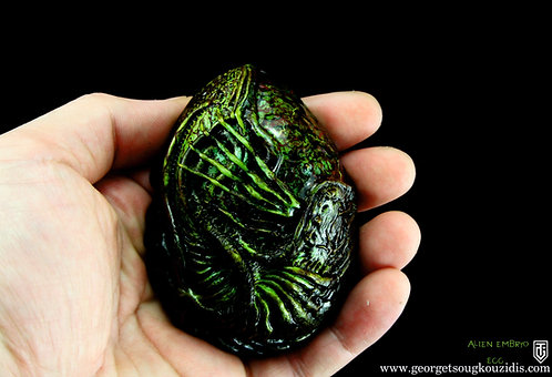 Alien embryo egg Limited edition