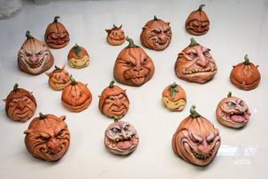 Pumpkins family