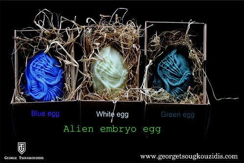 Alien embryo egg