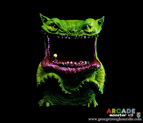 Arcade Monster Limited edition v3