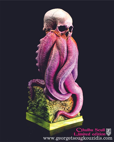 Cthulhu Scull Bust limited edition