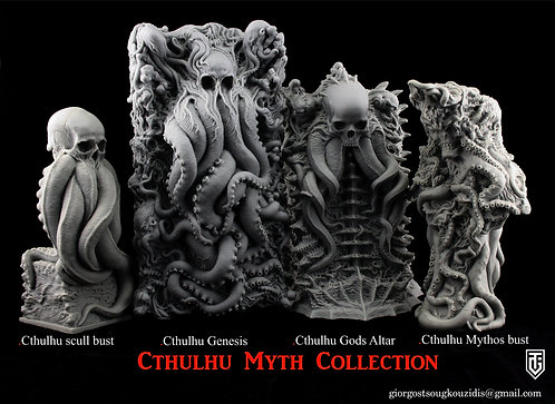 Cthulhu Myth collection