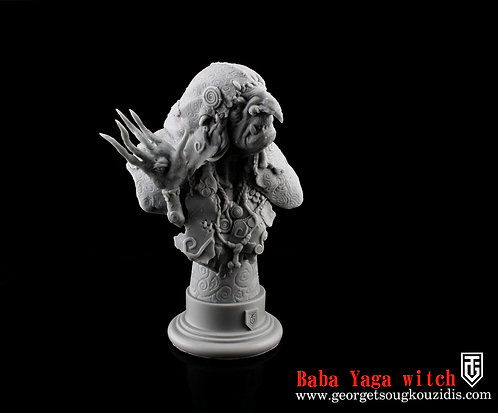 Baba Yaga witch ver2