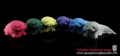 Cthulhu Chibilizard baby