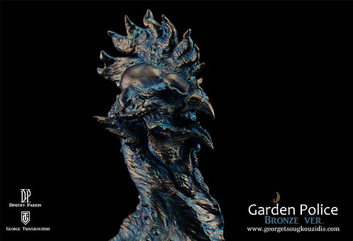 Garden Police bronze ver.