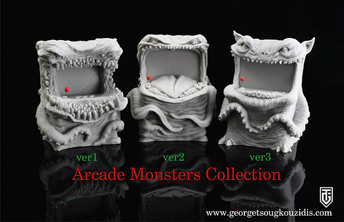 Arcade Monsters Collection set