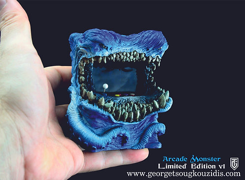 Arcade Monster Limited edition Blue v1