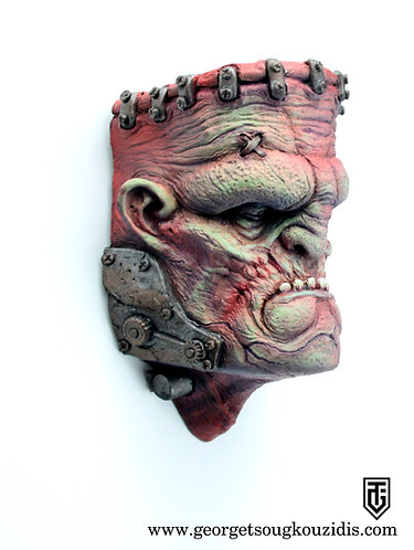 Frankenstein painted ver