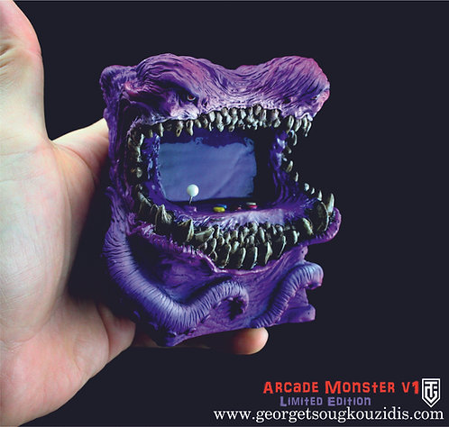 Arcade Monster Limited edition v1