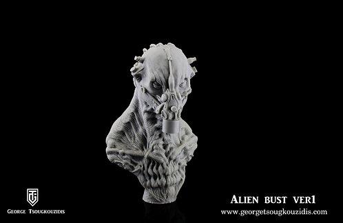 Alien bust ver1