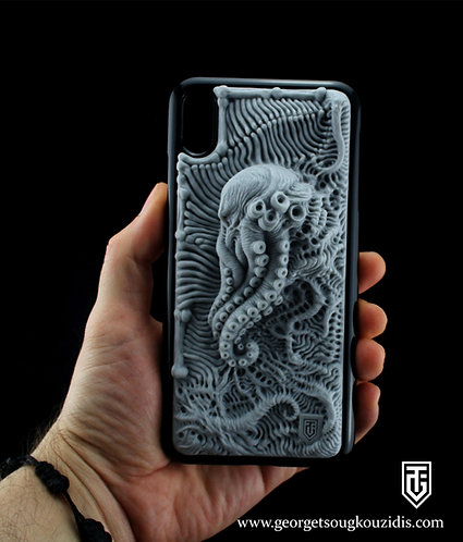 iPhone XS Max Cthulhu case