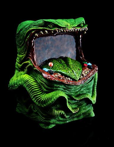 Arcade Monster Green  Limited  edition  v2