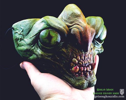 Goblin half face mask Limited edition.