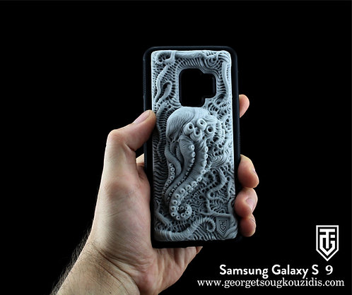 Cthulhu Samsung Galaxy s9 case.