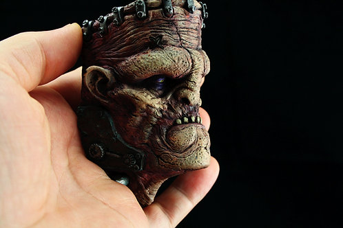 Frankensteinwall plaque limited edition
