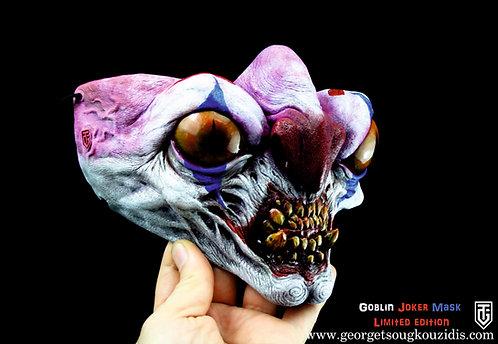 Goblin Joker  mask Limited edition.