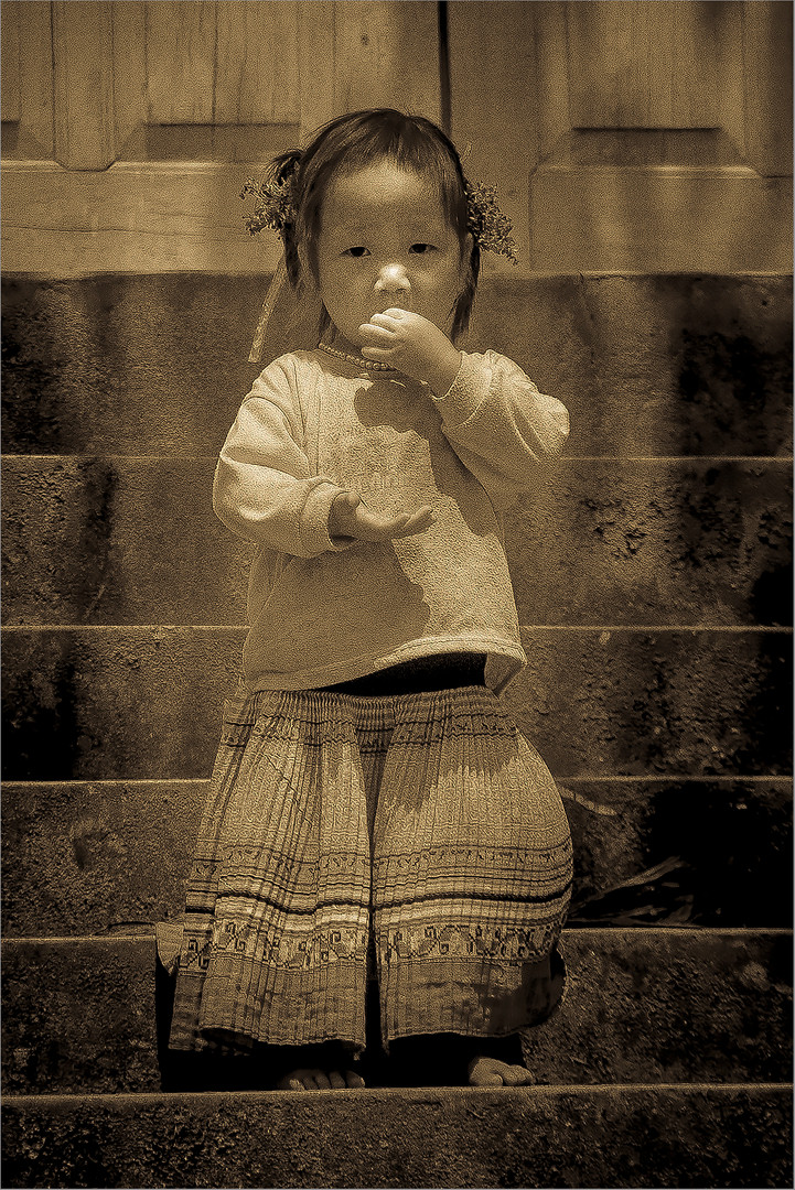 Early Age Begging