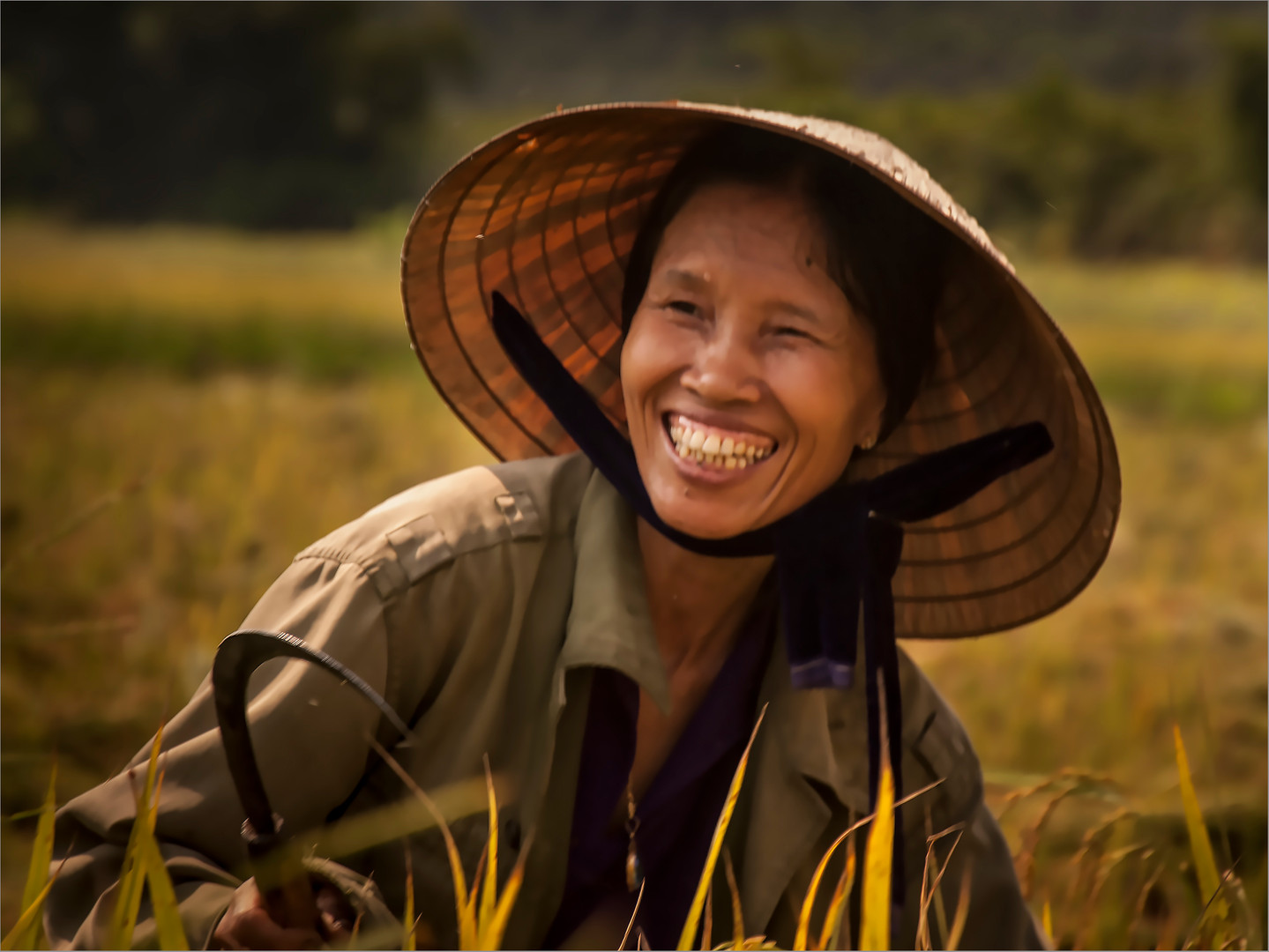 Vietnamese Smile