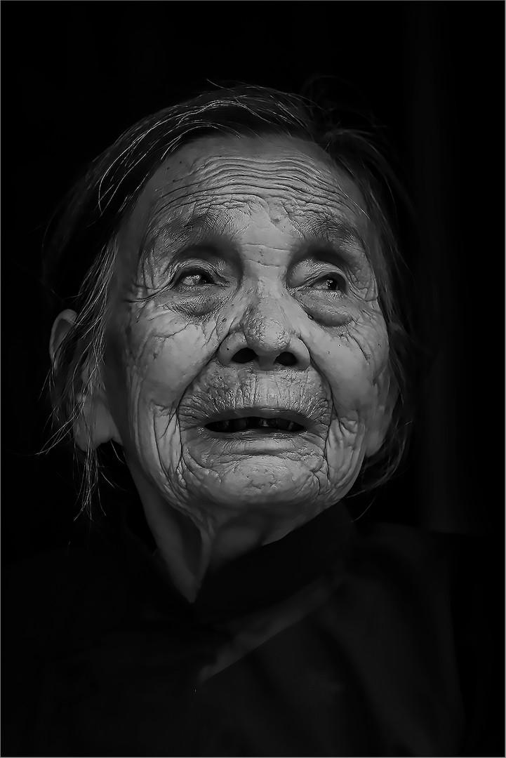 Elderly Vietnamese #1