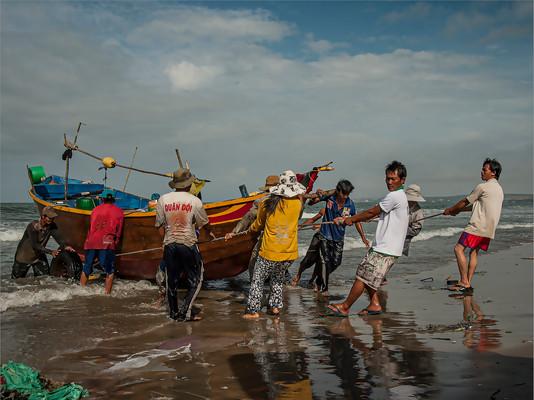Mui Ne Fishermen #1