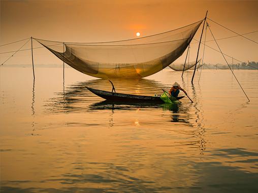 A Hoi An Dawn