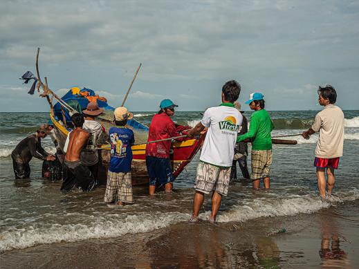 Fishermen Mui Ne #1