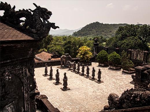 Emperor's Tombs #1