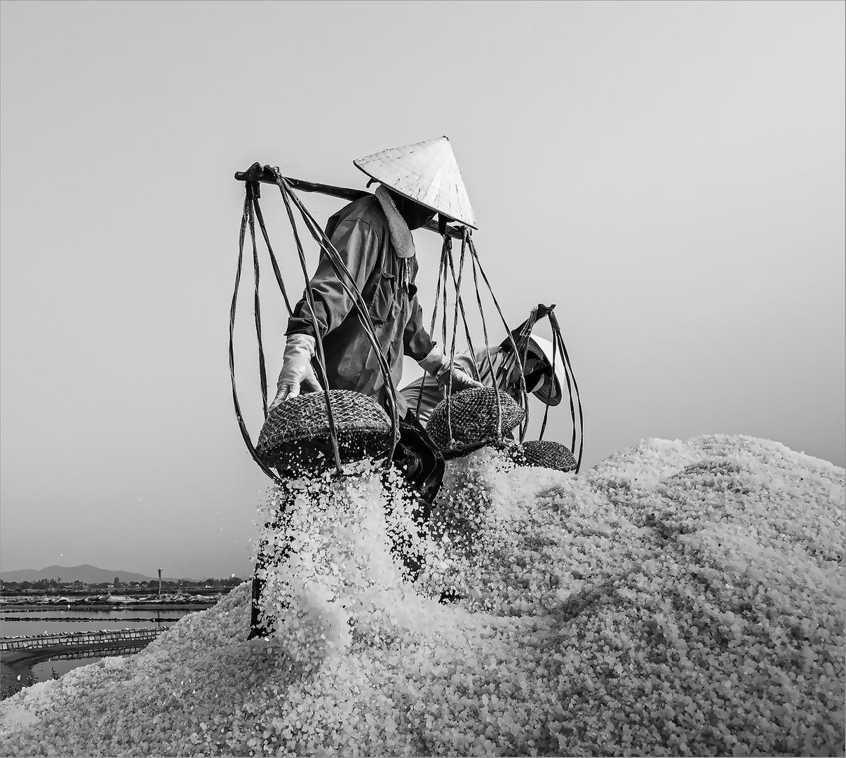 Salt Workers #1