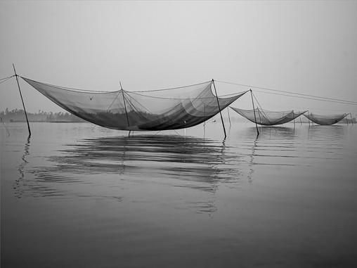 Fishing Nets Of Hoi An