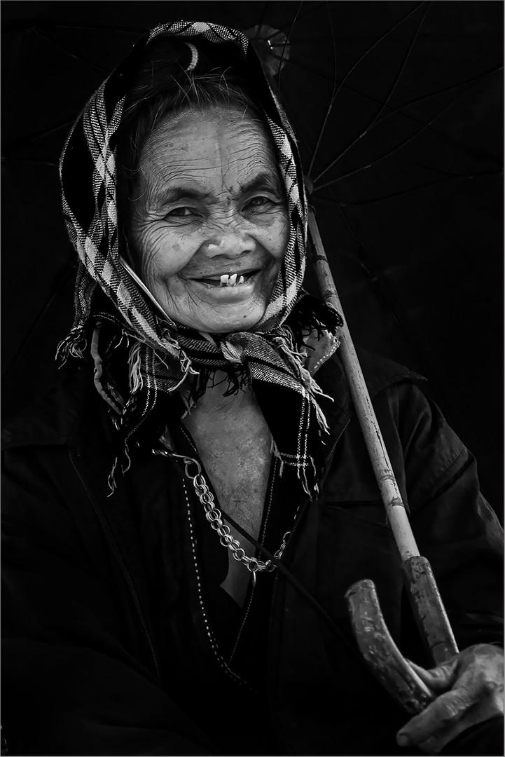 H'Mong Woman #1