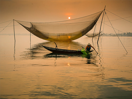 The Nets of Hoian #1