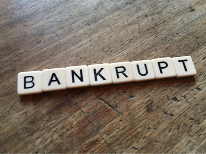 Bankruptcy - Time to Stop Digging