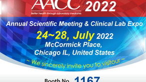 2022 AACC Annual Scientific Meeting & Clinical Lab Expo