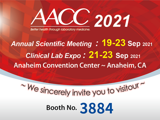 2021 AACC Annual Scientific Meeting & Clinical Lab Expo