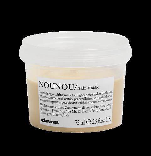 NOUNOU Hair Mask Travel 75ml