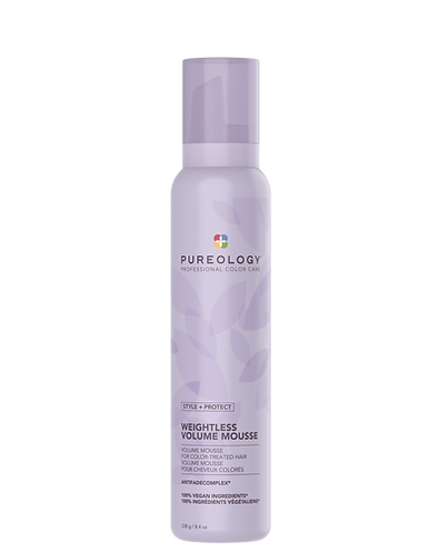 WEIGHTLESS VOLUME MOUSSE 238G
