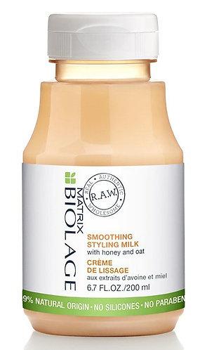 BIOLAGE R.A.W  Smoothing Yogurt with Honey & Oat 200ml