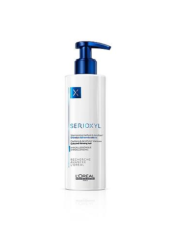 Serioxyl Shampoo Coloured 250ml