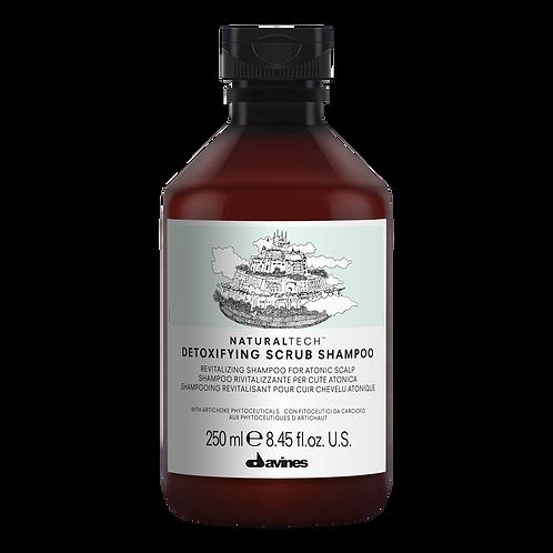 NT Detoxifying Scrub Shampoo 250ml