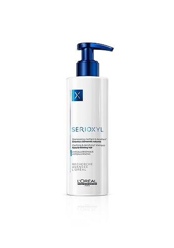 Serioxyl Shampoo Natural 250ml