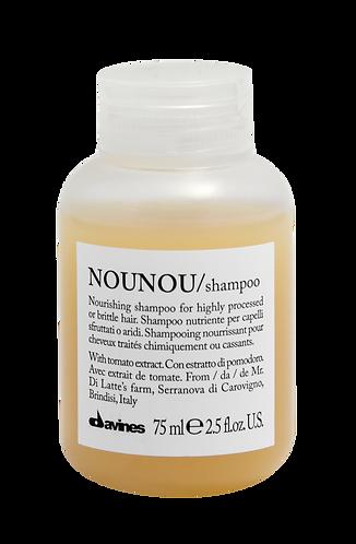 NOUNOU Shampoo Travel 75ml