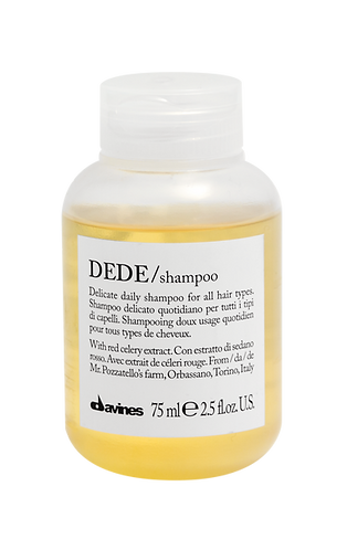 DEDE Shampoo Travel 75ml