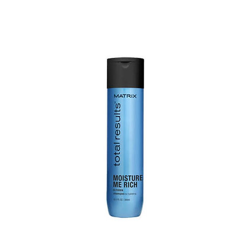 TOTAL RESULTS MOISTURE ME RICH SHAMPOO 300ML