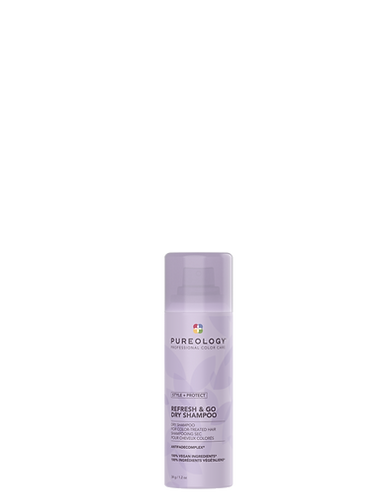 REFRESH & GO DRY SHAMPOO 60ML