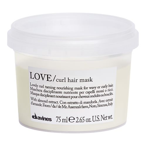LOVE CURL Hair Mask Travel 75ml