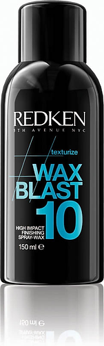 REDKEN Wax Blast 10 High Impact Finishing Spray-Wax 124g