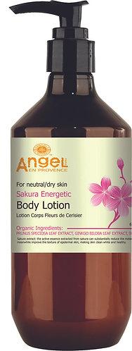 Sakura Energetic Body Lotion 200ml