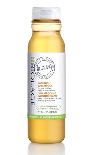BIOLAGE R.A.W  Nourish Shampoo 325ml