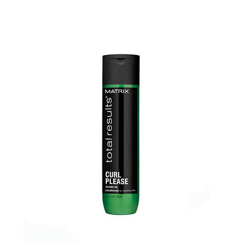 TOTAL RESULTS CURL PLEASE CONDITIONER 300ML