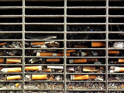 Rifiuti del fumo